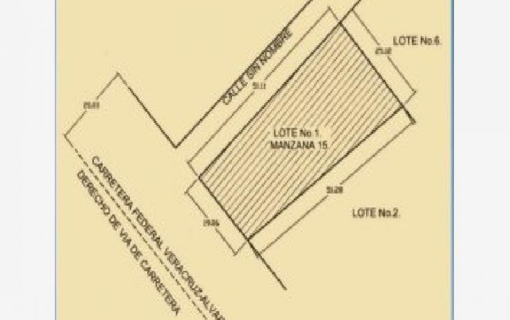 Foto de terreno habitacional en venta en lote 1, la laguna, medellín, veracruz, 1598780 no 02