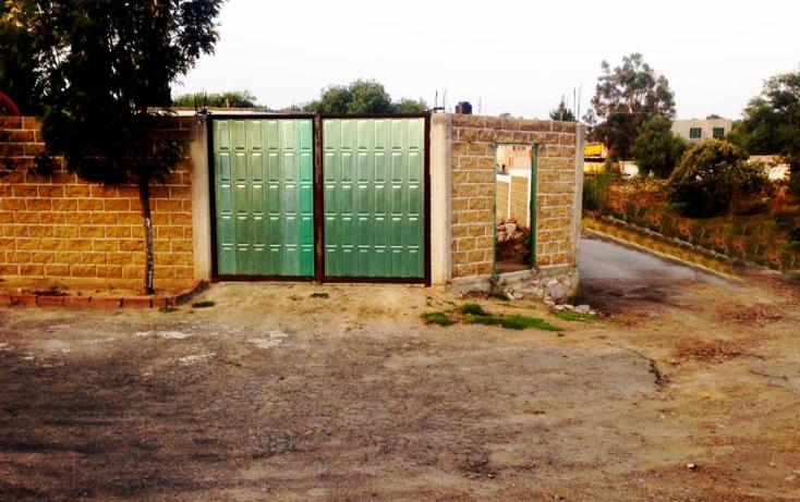 Foto de terreno habitacional en venta en lote 1 manzana 12 0, san nicolás tlaminca, texcoco, méxico, 1944534 No. 01
