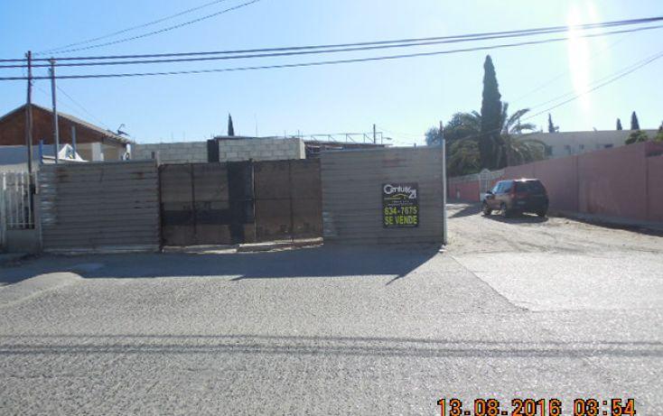 Foto de terreno habitacional en venta en lote 1 manzana 20, división del norte, tijuana, baja california norte, 1720520 no 01