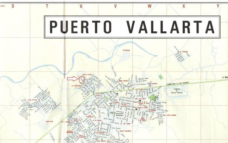 Foto de terreno habitacional en venta en  lote 1, nuevo ixtapa, puerto vallarta, jalisco, 840257 No. 10