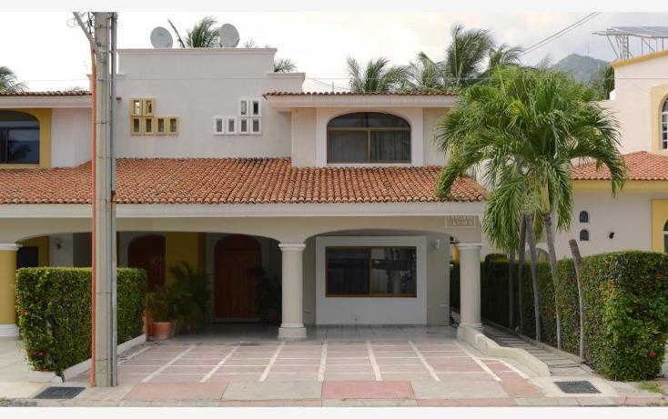Foto de casa en renta en  lote 10 b, club santiago, manzanillo, colima, 1659550 No. 01