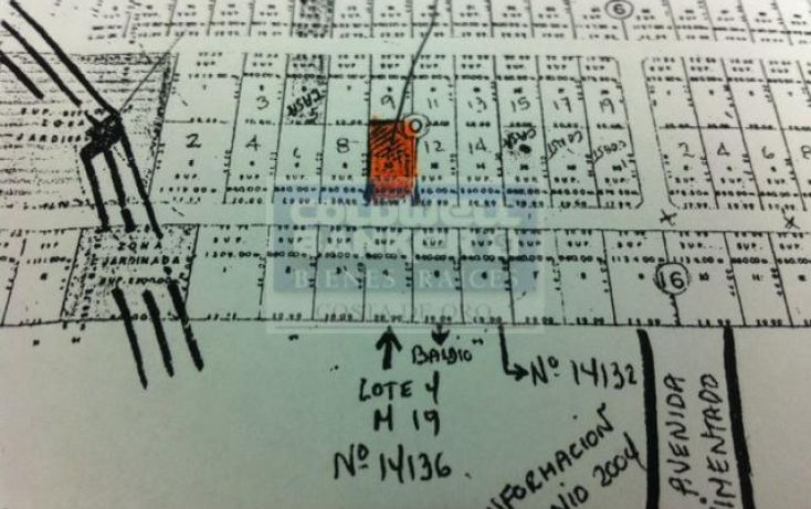 Foto de terreno habitacional en venta en lote 10 manzana 10, villa albertina, puebla, puebla, 953351 no 09