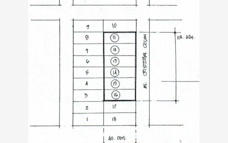 Foto de terreno comercial en venta en  lote 11, 12, 13, 14, 15, 16, guerrero negro centro, muleg?, baja california sur, 1730016 No. 01