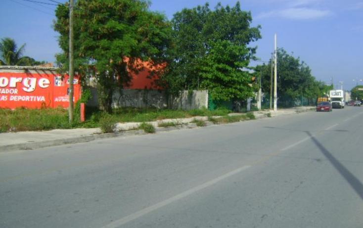 Foto de terreno habitacional en venta en  lote 13manzana 7, supermanzana 24, benito juárez, quintana roo, 1769682 No. 01