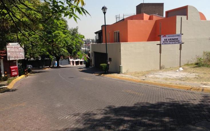 Foto de terreno habitacional en venta en  lote 15 manzana ii, lomas de la herradura, huixquilucan, méxico, 967963 No. 02