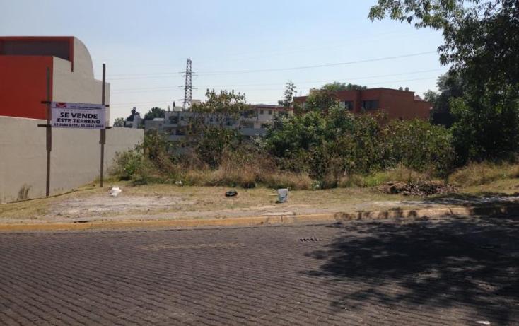 Foto de terreno habitacional en venta en  lote 15 manzana ii, lomas de la herradura, huixquilucan, méxico, 967963 No. 03