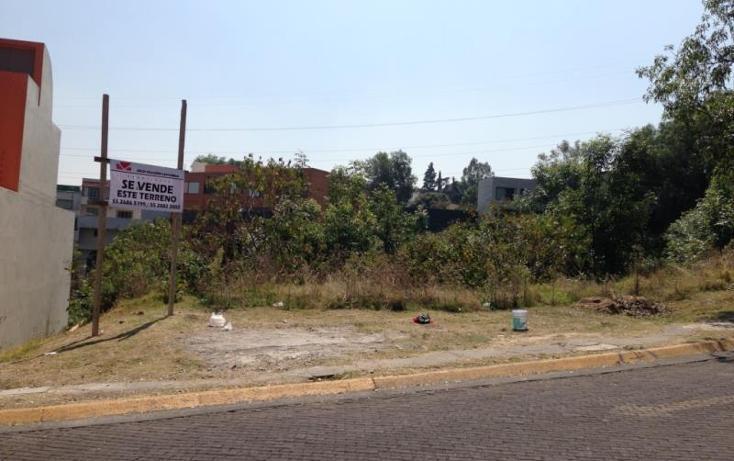 Foto de terreno habitacional en venta en  lote 15 manzana ii, lomas de la herradura, huixquilucan, méxico, 967963 No. 04