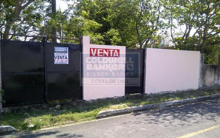 Foto de terreno habitacional en venta en  lote 15, venustiano carranza, veracruz, veracruz de ignacio de la llave, 223015 No. 01