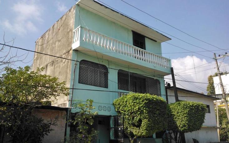 Foto de casa en venta en  lote 16, emiliano zapata, acapulco de ju?rez, guerrero, 375699 No. 01
