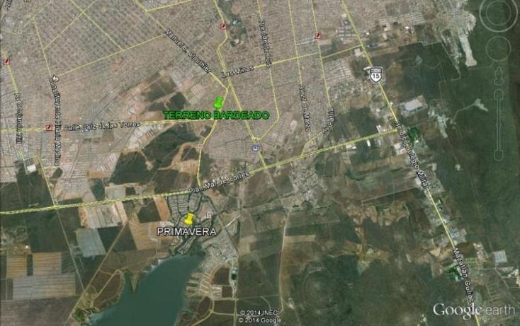 Foto de terreno habitacional en venta en  lote #17, progreso, culiacán, sinaloa, 1904036 No. 02