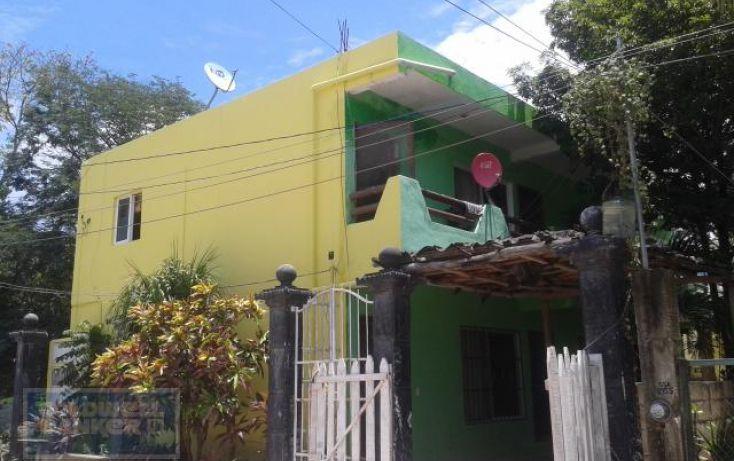 Foto de edificio en venta en lote 18 en zona 1 por b paila chunyax, ejido, tulum, quintana roo, 1958155 no 01