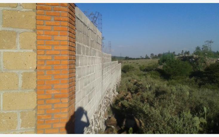 Foto de terreno habitacional en venta en  lote 2, el rosario, el marqués, querétaro, 1530728 No. 02