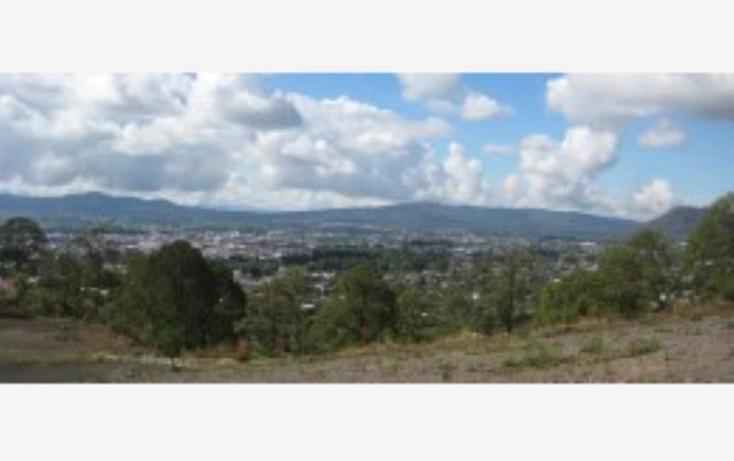 Foto de terreno habitacional en venta en  lote 24,, el mirador, uruapan, michoacán de ocampo, 1122619 No. 01