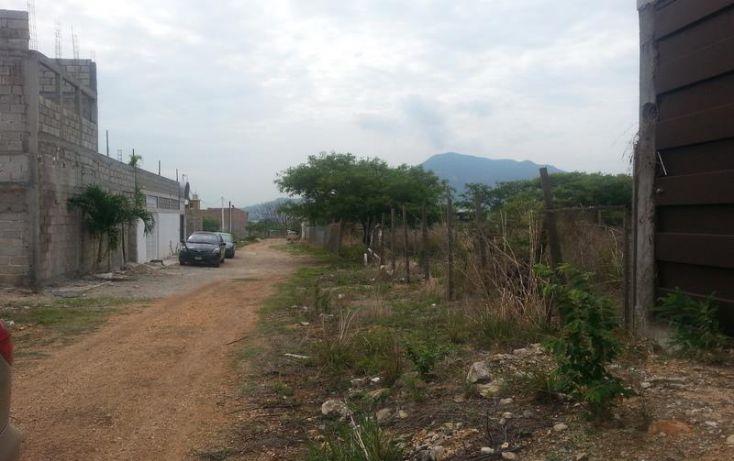 Foto de terreno habitacional en venta en lote 24 manzana 1 de la zona 1 locsjt, los tulipanes, tuxtla gutiérrez, chiapas, 508172 no 02