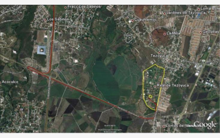 Foto de terreno habitacional en venta en  lote 26, real de tezoyuca, emiliano zapata, morelos, 478835 No. 02