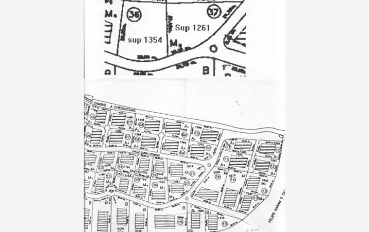 Foto de terreno habitacional en venta en  lote 26, real de tezoyuca, emiliano zapata, morelos, 478835 No. 03
