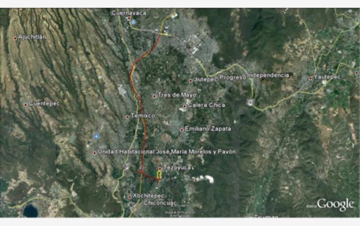 Foto de terreno habitacional en venta en  lote 26, real de tezoyuca, emiliano zapata, morelos, 478835 No. 05