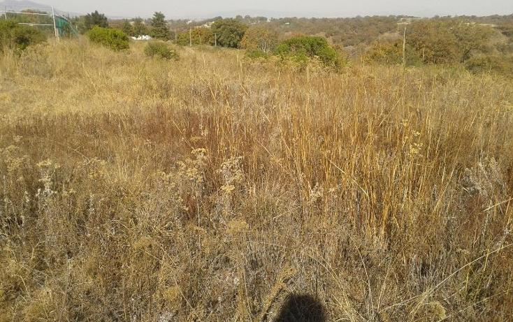 Foto de terreno habitacional en venta en  lote 27, villa del carbón, villa del carbón, méxico, 416390 No. 02