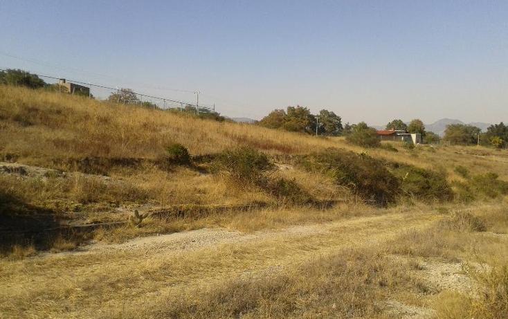 Foto de terreno habitacional en venta en  lote 27, villa del carbón, villa del carbón, méxico, 416390 No. 04