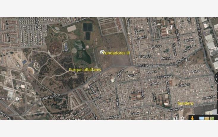 Foto de terreno habitacional en venta en  lote 3, fundadores, querétaro, querétaro, 906309 No. 03