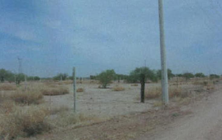 Foto de terreno habitacional en venta en  lote 3, la herradura, hermosillo, sonora, 1449509 No. 04