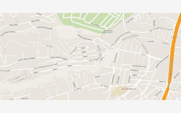 Foto de casa en venta en  lote 3, tetelpan, álvaro obregón, distrito federal, 2027968 No. 08