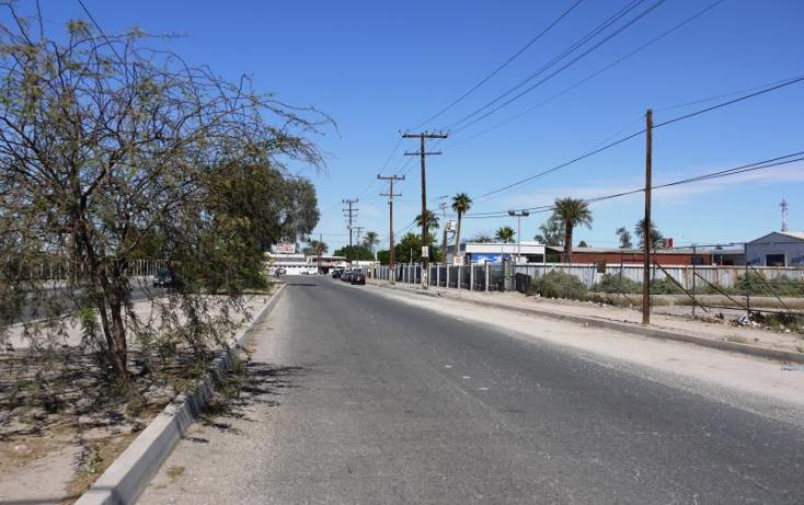 Foto de terreno industrial en venta en  lote # 3, zona industrial, mexicali, baja california, 1342025 No. 10