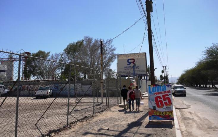 Foto de terreno industrial en venta en  lote # 3, zona industrial, mexicali, baja california, 1342025 No. 11