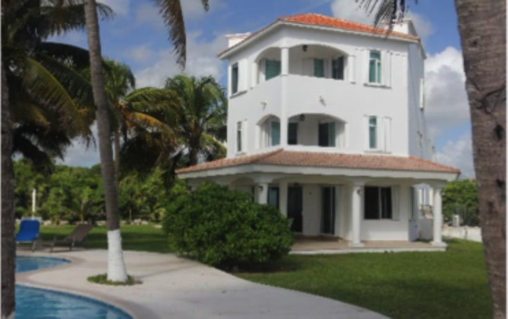 Foto de casa en venta en  lote 30, playa del carmen, solidaridad, quintana roo, 1823270 No. 01