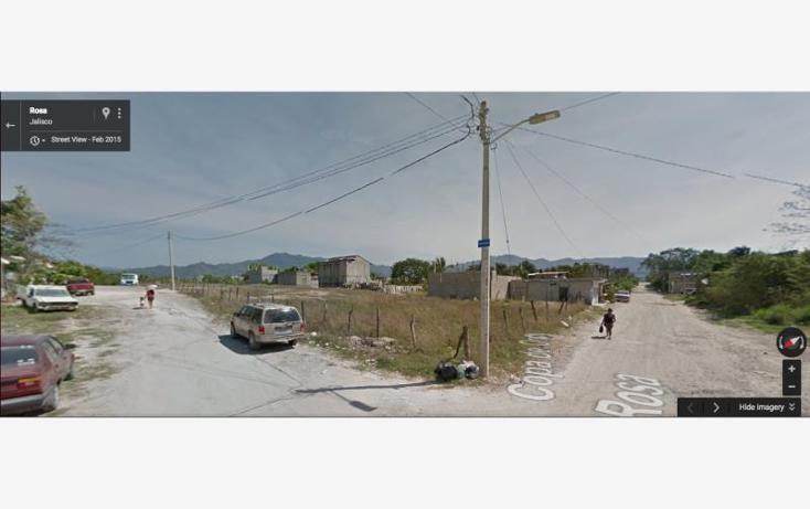 Foto de terreno habitacional en venta en  lote 37, la floresta, puerto vallarta, jalisco, 1985070 No. 01