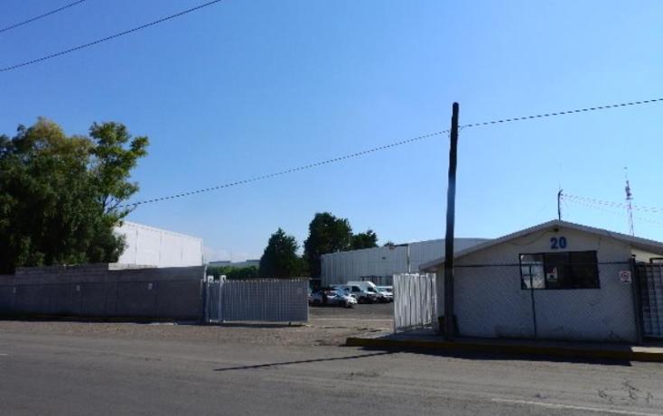 Foto de nave industrial en venta en  lote 39 en esquina, industrial, querétaro, querétaro, 2031718 No. 12