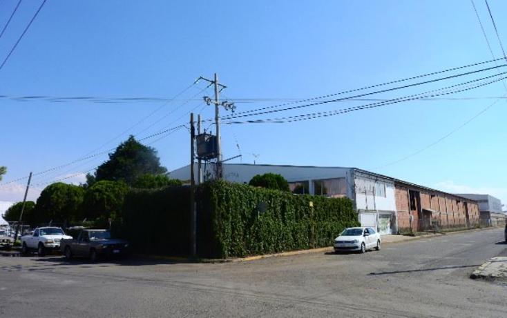 Foto de nave industrial en venta en  lote 39 en esquina, industrial, querétaro, querétaro, 2031718 No. 20