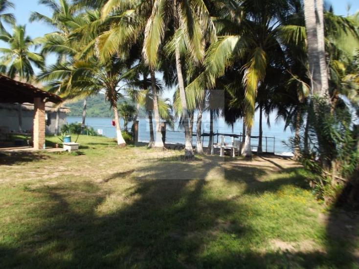 Foto de terreno habitacional en venta en  , los ayala, compostela, nayarit, 1497645 No. 02