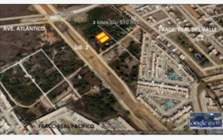 Foto de terreno habitacional en venta en  lote 4, el venadillo, mazatlán, sinaloa, 974653 No. 01