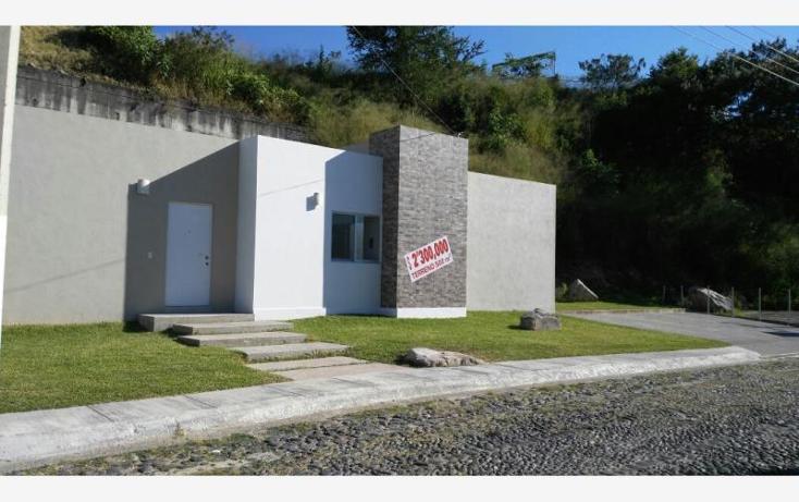 Foto de casa en venta en  lote 5, las ca?adas, zapopan, jalisco, 1981714 No. 01