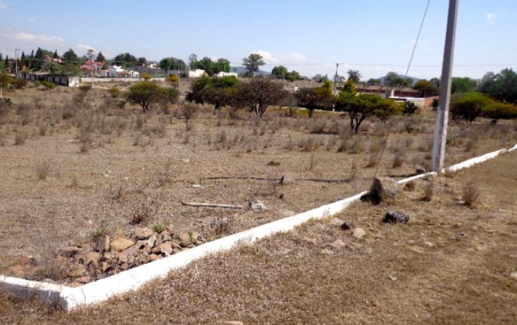 Foto de terreno habitacional en venta en lote 5 manzana 40 40, presa escondida, tepeji del río de ocampo, hidalgo, 802993 no 03