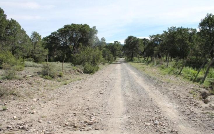 Foto de terreno habitacional en venta en  lote 5, nuncio, arteaga, coahuila de zaragoza, 384704 No. 06