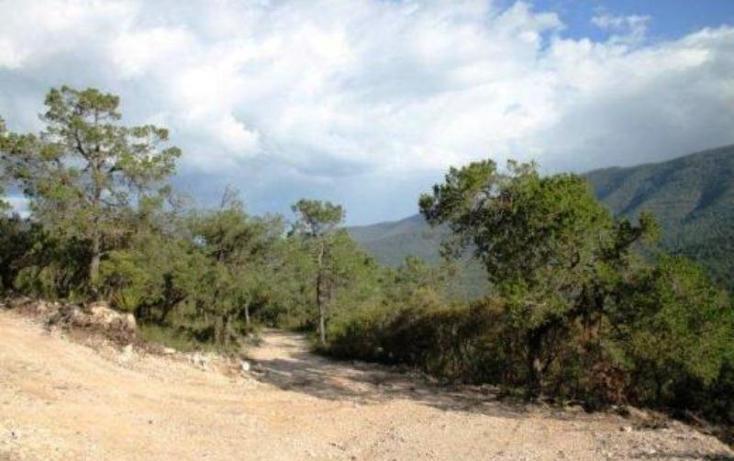 Foto de terreno habitacional en venta en  lote 5, nuncio, arteaga, coahuila de zaragoza, 384704 No. 07