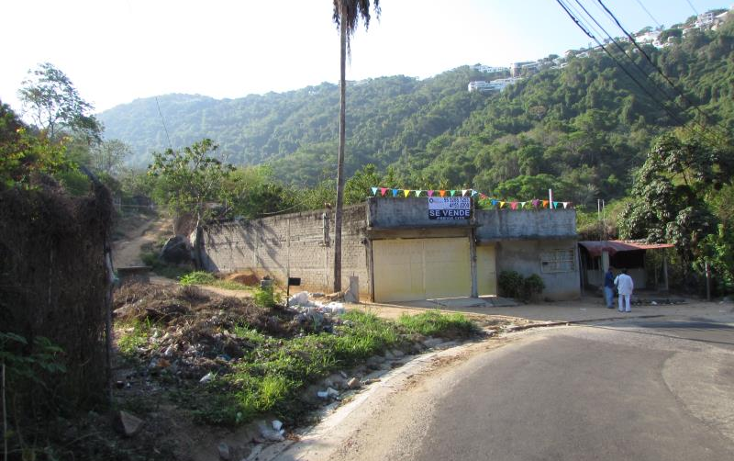Foto de terreno habitacional en venta en  lote 5manzana 2, llano largo, acapulco de ju?rez, guerrero, 1123461 No. 02