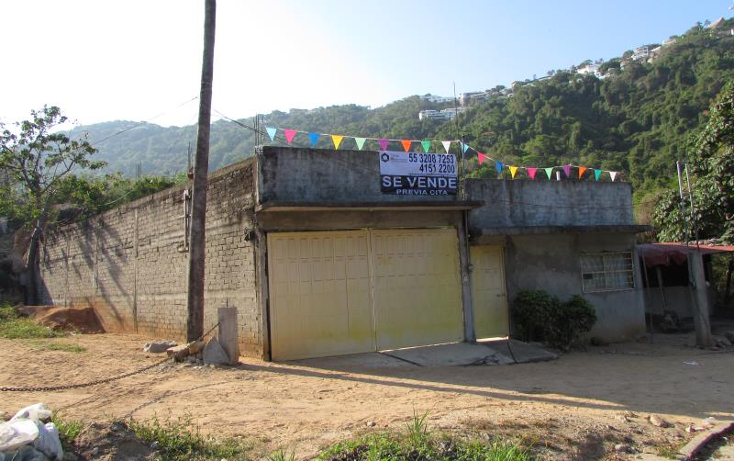 Foto de terreno habitacional en venta en  lote 5manzana 2, llano largo, acapulco de ju?rez, guerrero, 1123461 No. 04
