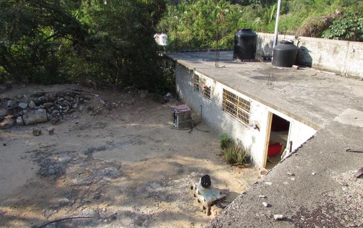 Foto de terreno habitacional en venta en  lote 5manzana 2, llano largo, acapulco de ju?rez, guerrero, 1123461 No. 11