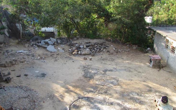 Foto de terreno habitacional en venta en  lote 5manzana 2, llano largo, acapulco de ju?rez, guerrero, 1123461 No. 12