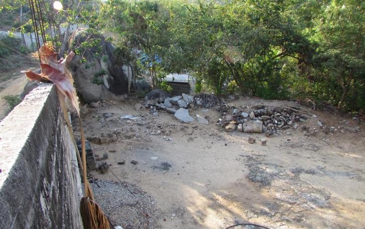 Foto de terreno habitacional en venta en  lote 5manzana 2, llano largo, acapulco de ju?rez, guerrero, 1123461 No. 13