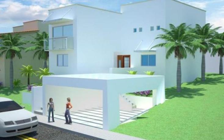 Foto de casa en venta en  lote 6 manzana vii-b, burgos, temixco, morelos, 577723 No. 01