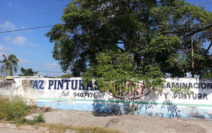 Foto de terreno habitacional en venta en  lote 7, francisco villa, mazatlán, sinaloa, 1933396 No. 02