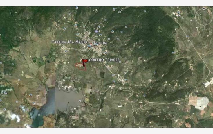 Foto de terreno habitacional en venta en  lote 7, tapalpa, tapalpa, jalisco, 1763328 No. 04