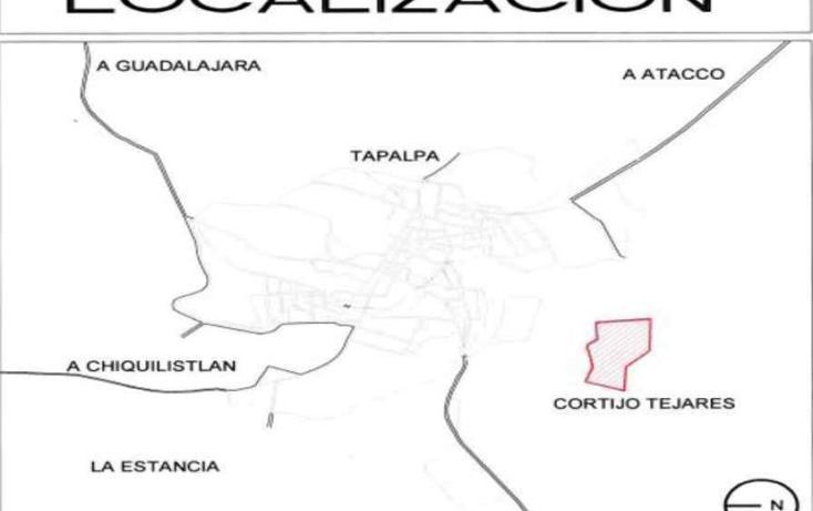 Foto de terreno habitacional en venta en  lote 7, tapalpa, tapalpa, jalisco, 1763328 No. 05