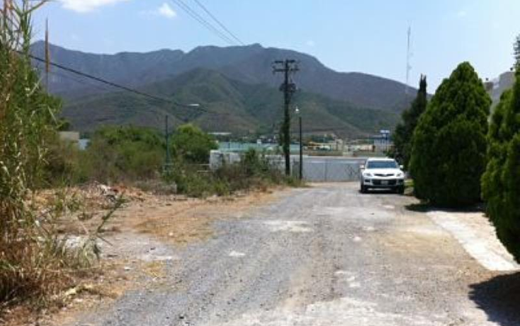 Foto de terreno habitacional en venta en  lote 8, la boca, santiago, nuevo león, 860151 No. 05