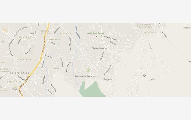 Foto de terreno habitacional en venta en  lote 8, san gaspar, jiutepec, morelos, 1594730 No. 06