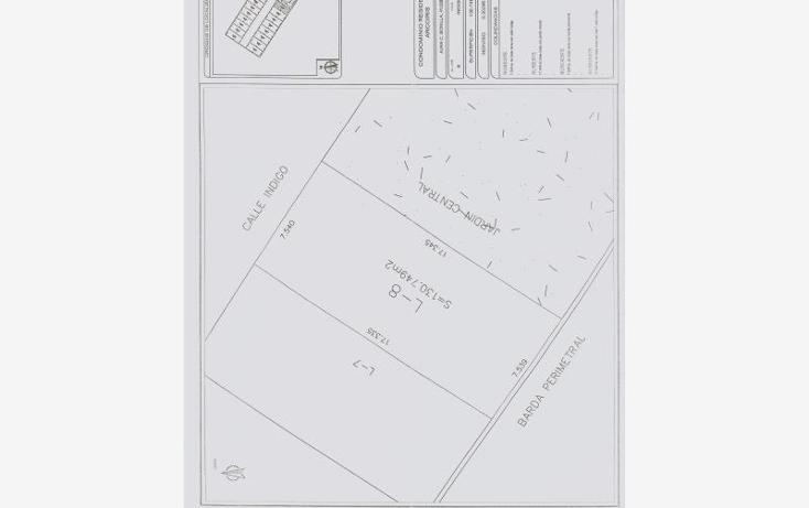 Foto de terreno habitacional en venta en  lote 8, san mateo cuanala, juan c. bonilla, puebla, 1450007 No. 02